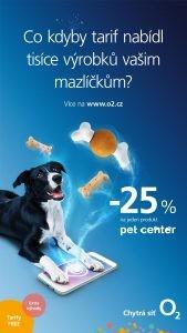 Reference: o2 Chytra sit Pet center