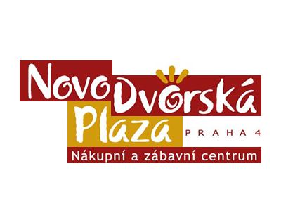 Logo Novodvorská Plaza