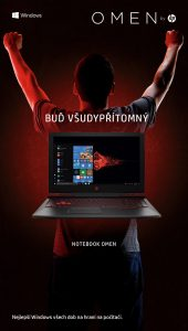 Reference: HP Notebook Omen