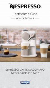 Reference: Nespresso Lattissima One
