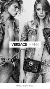 Reference: Versace Jeans